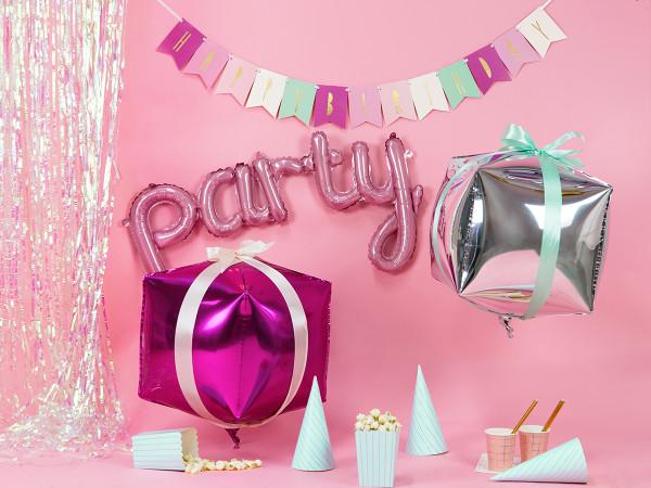 Party Ballon Rosa