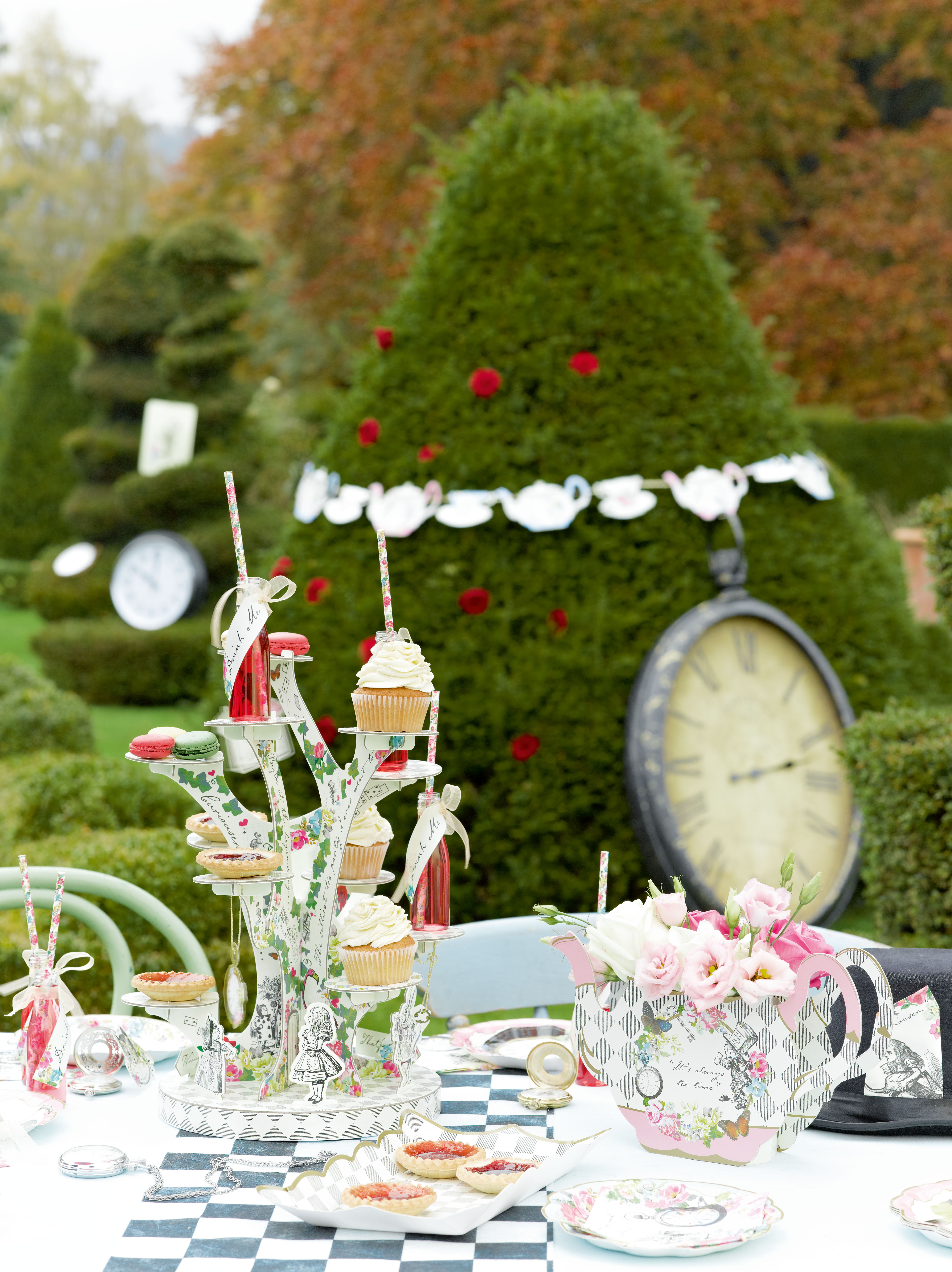 Alice im wunderland deko marry you - Alice im wunderland deko ...
