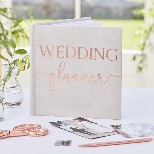 Wedding Planner Grau