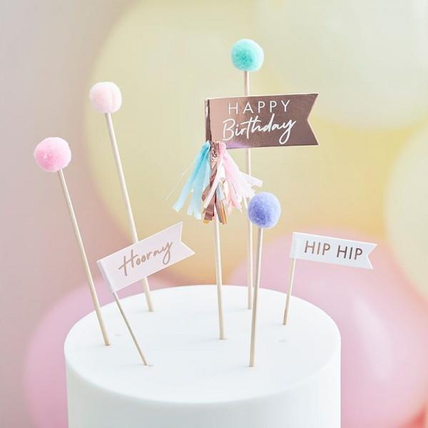 Pompös Cake Birthday