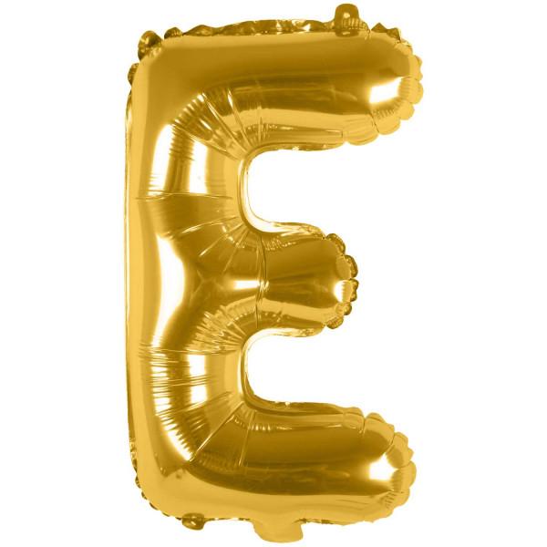 Folienballon E | Gold