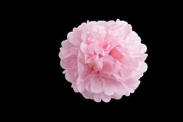 Pompoms | 10er Set rosa