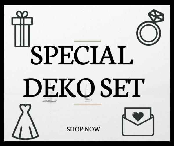 Special Deko Set