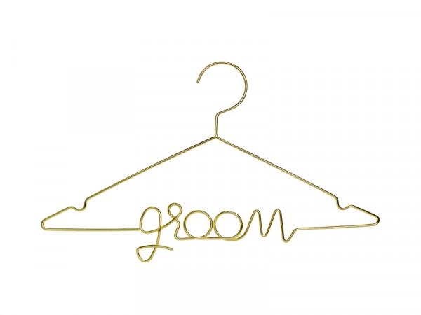 Groom Kleiderbügel