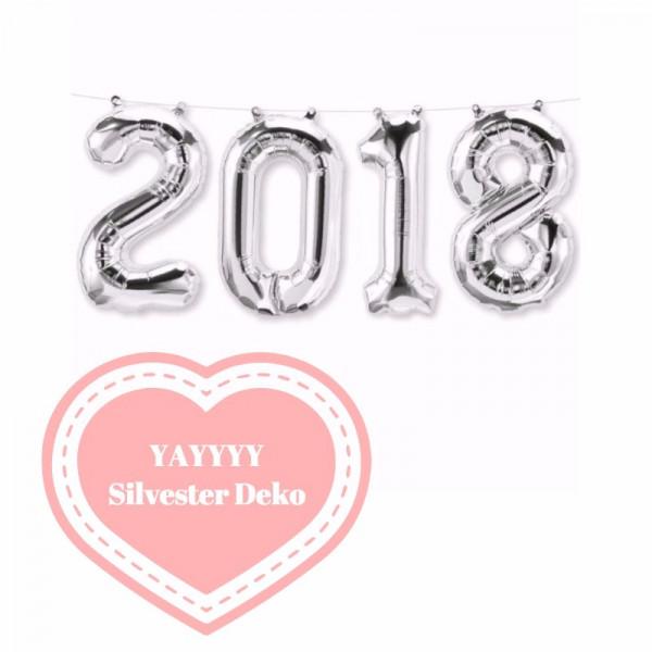 Silvester Ballon | Silvester Deko