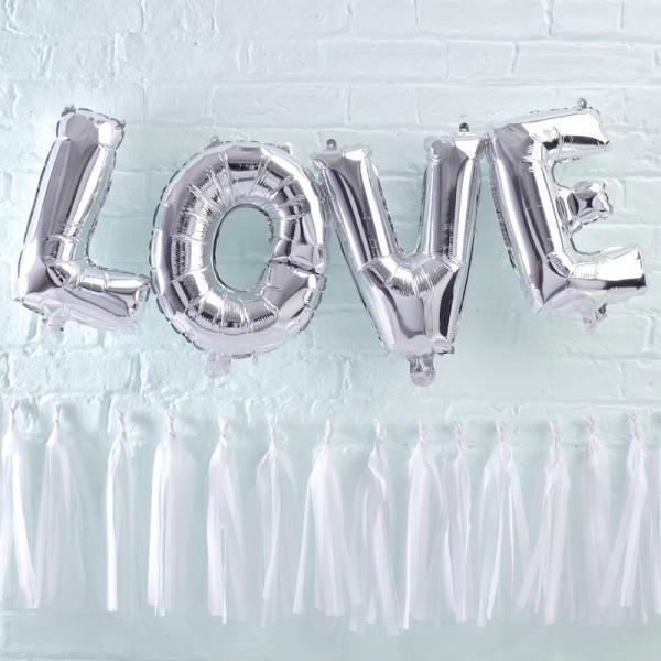 Love Ballon Hochzeit