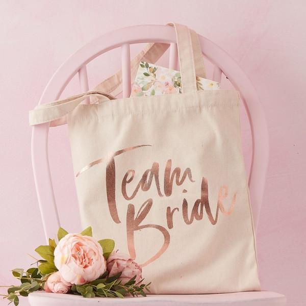 Team bride Tasche