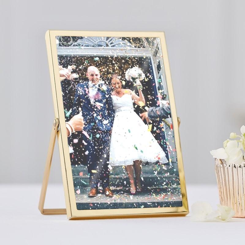 Hochzeits-Bilderrahmen