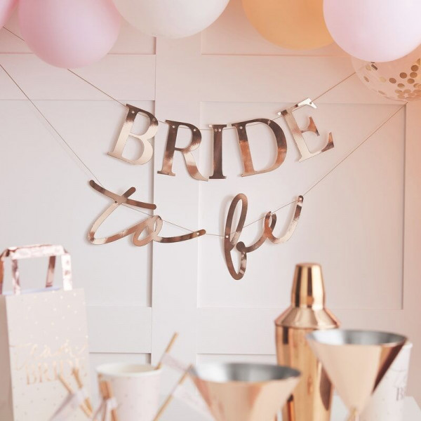 JGA Girlande Bride