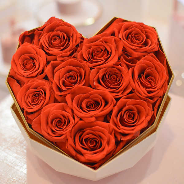 Rosenbox Valentinstag