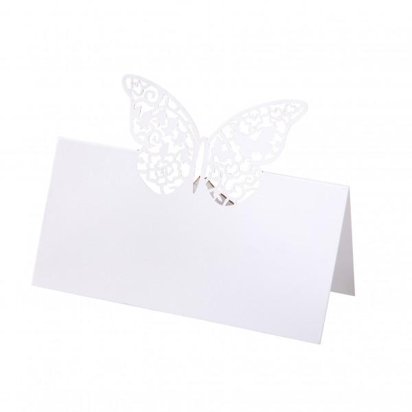 Platzkarten Butterfly