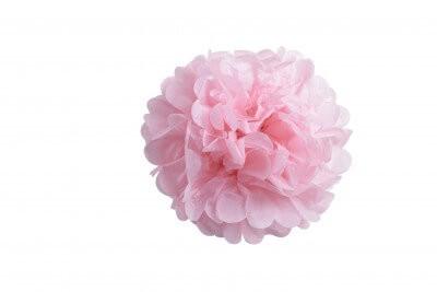 Pompoms rosa