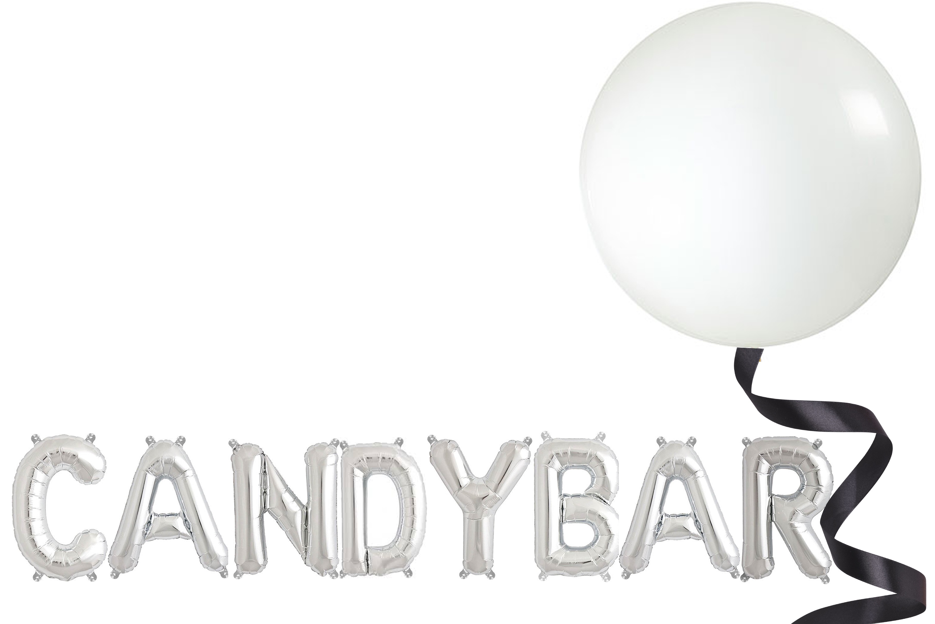 Candy Bar Zubehr Hochzeit