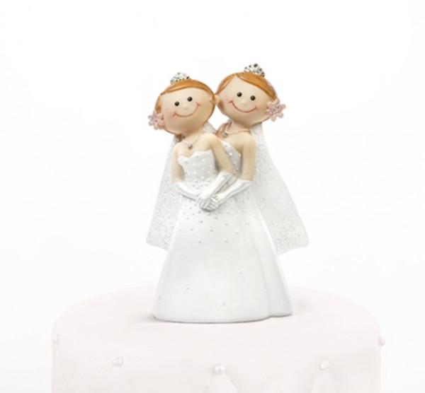 Lesben Hochzeitstorte