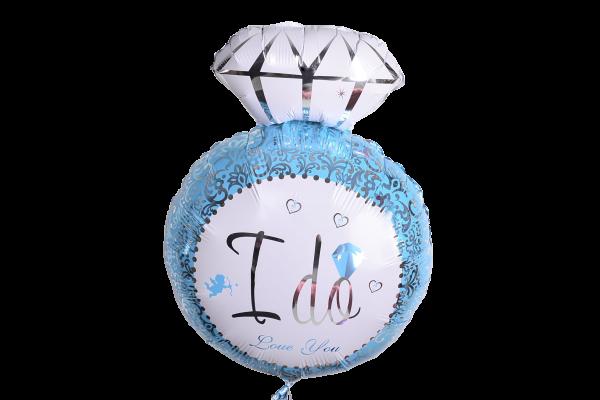 """Ballon """"I Do"""""""