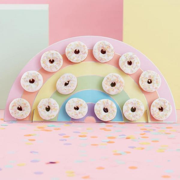 Donut Wand | Regenbogen