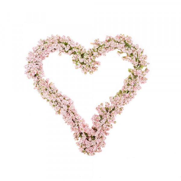 Herzkranz Blumendeko