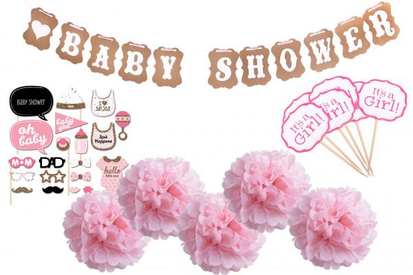 Baby Shower deko