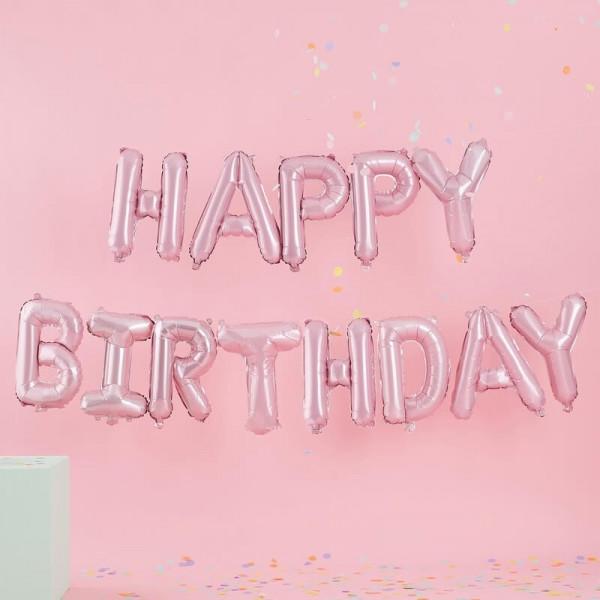 Geburtstags Deko Girlande