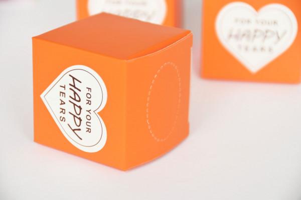 100 Freudentränen orange |DIY