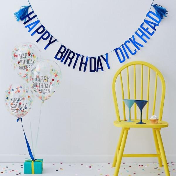Happy Birthday Dickhead