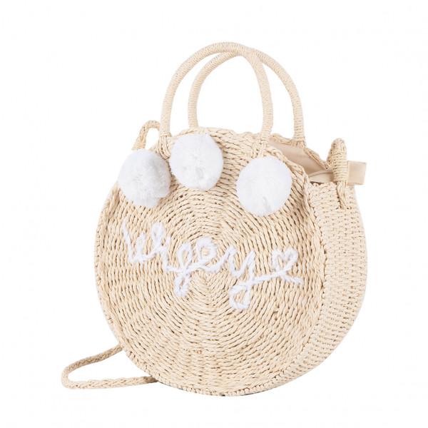 Flitterwochen Strandtasche Wifey