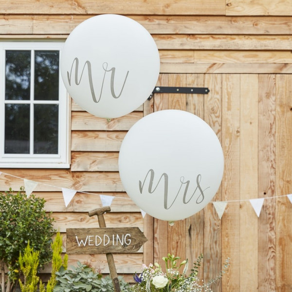 Mr und Mrs Ballon