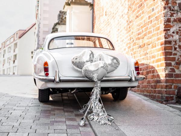 Auto Deko Hochzeit