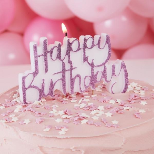 Geburtstags Kerze