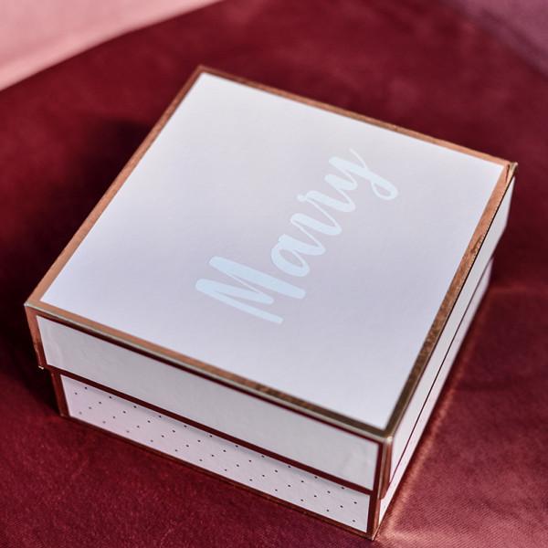 Geschenk Box JGA