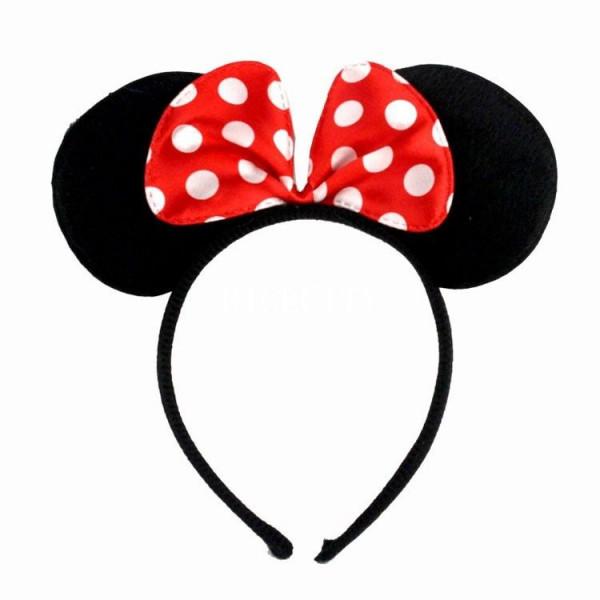 Minnie Maus Ohren |Haarreif