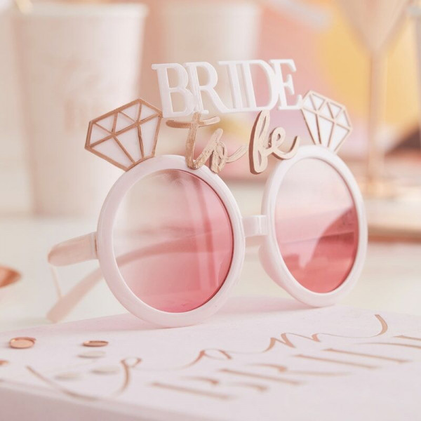 Braut Brille JGA