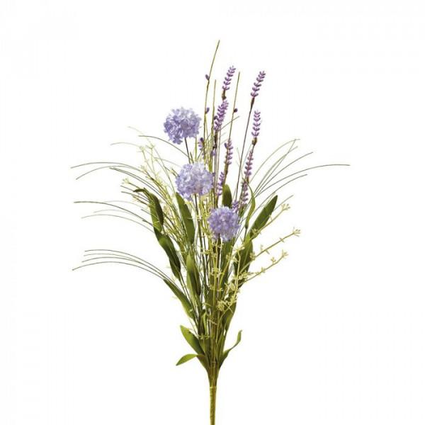 Blütenpick mit Lavendel