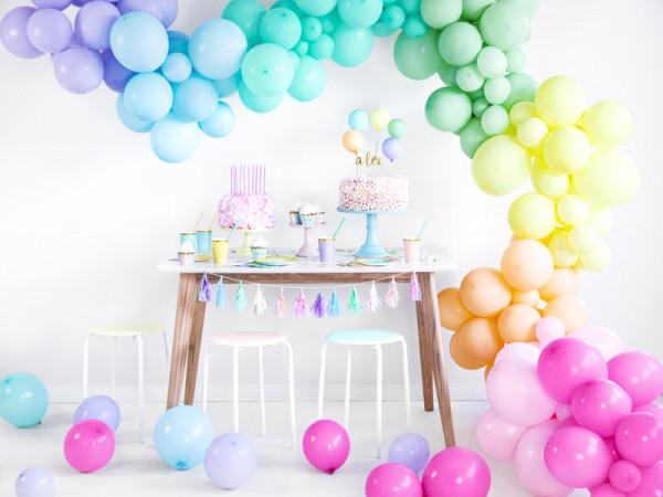 Pastell Ballons