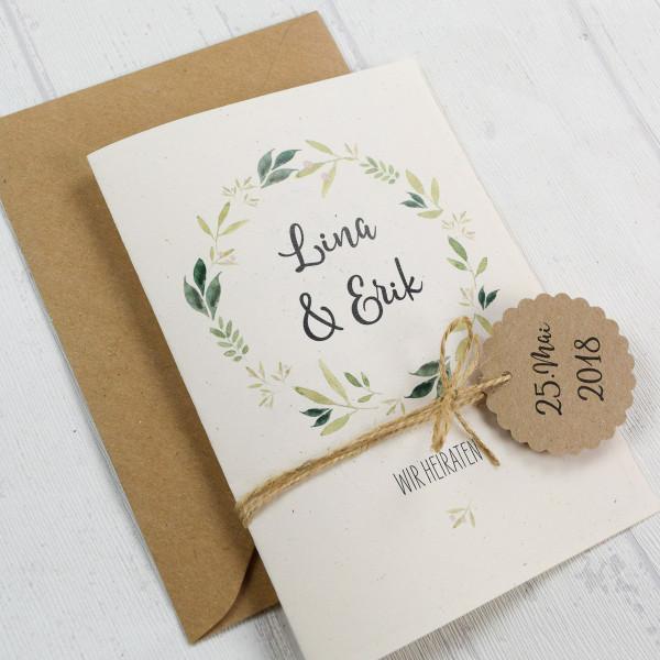 Einladungskarten | Hochzeit