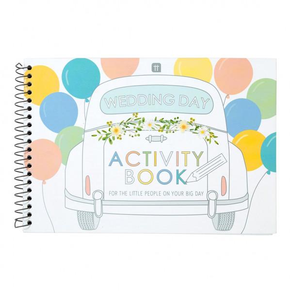 Activity Heft für Kinder