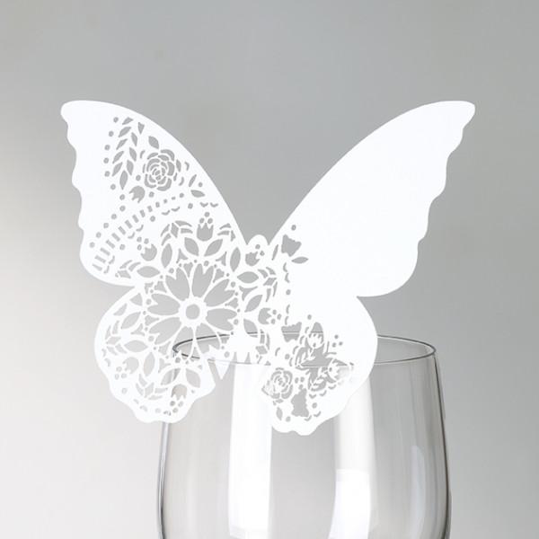 Hochzeitskarten Schmetterling