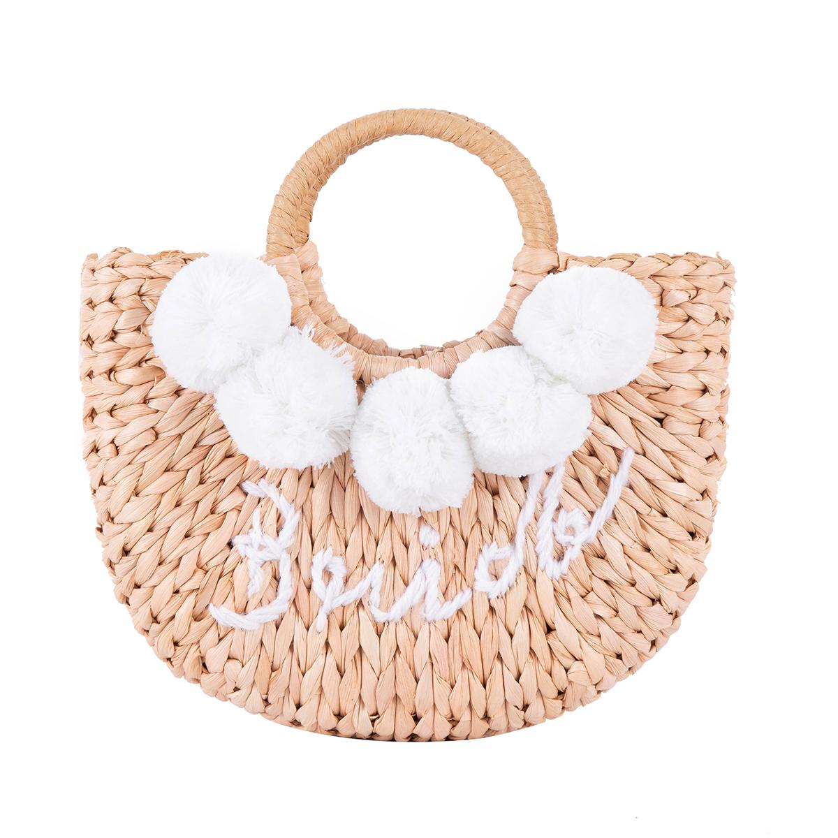 Bride-Strandtasche