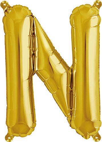 Folienballon N | Gold