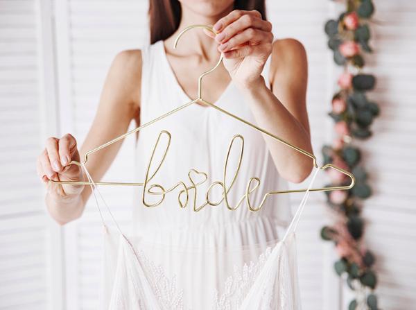 Bride Kleiderbügel