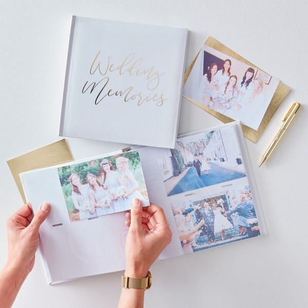 Wedding Memories Buch