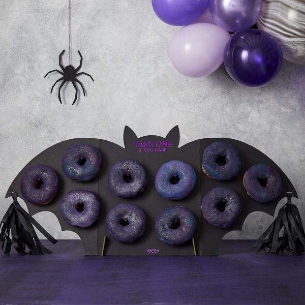 Halloween Donut Wall
