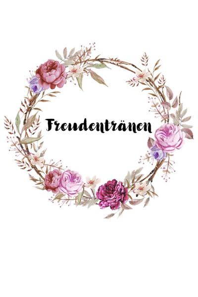 """Sticker """"Freudentränen"""""""