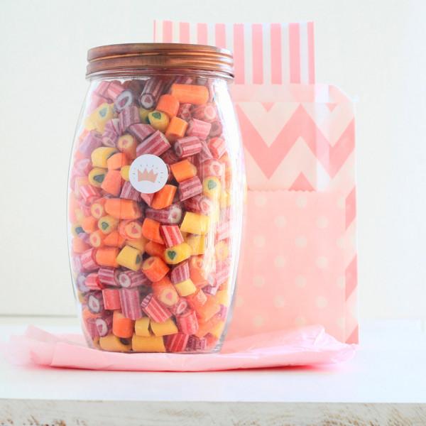 Candybar Süssigkeiten