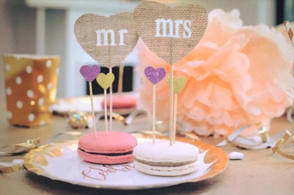 Caketopper Hochzeit