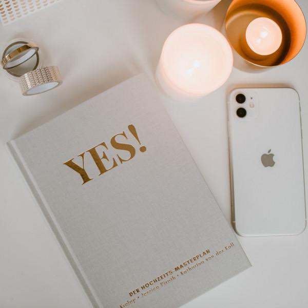 Masterplan Hochzeit Planer