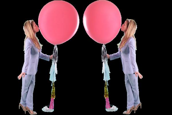 Riesen Ballons 2er Set
