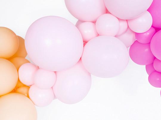 Pastell Ballons Rosa 10er Set