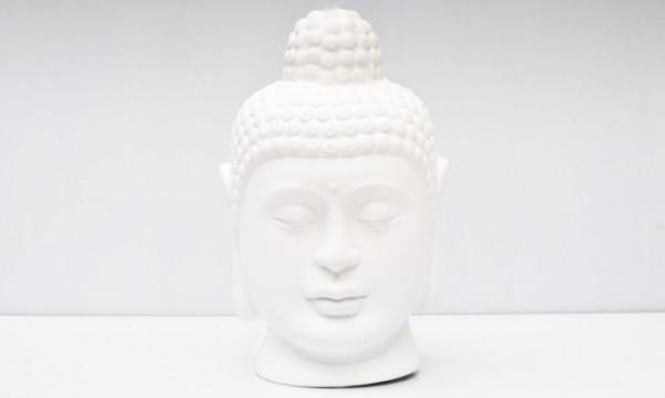 Porzellan Buddha Lampe | Geschenkidee
