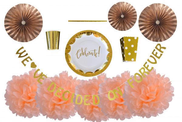 Party Box für Hochzeit oder Geburtstag